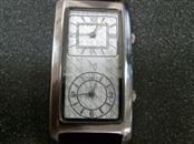 M Lady's Wristwatch BLACK BAND WATCH